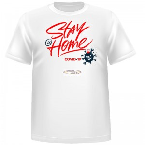 T-shirt Stay-home